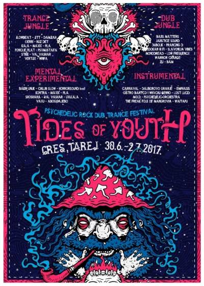Na Tides Of Youth festival idu...