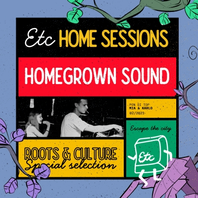 Homegrown Sound na Escape the City Home sessionu