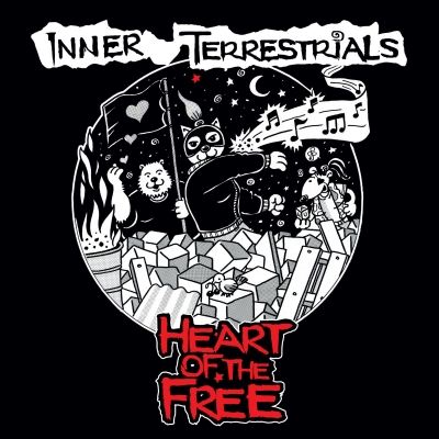 "Inner Terrestrials - ""Heart of the Free"""