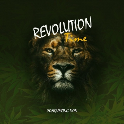 "Conquering Lion - ""Revolution Time"""